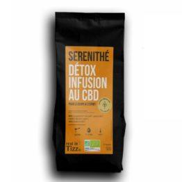 Sachet d'infusion au CBD Serenithe rest in tizz