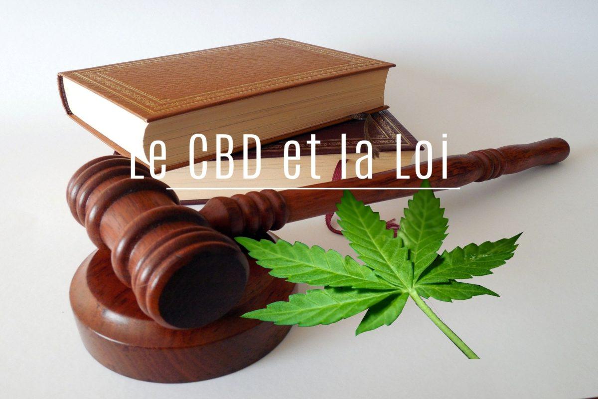 Le CBD et la loi française.