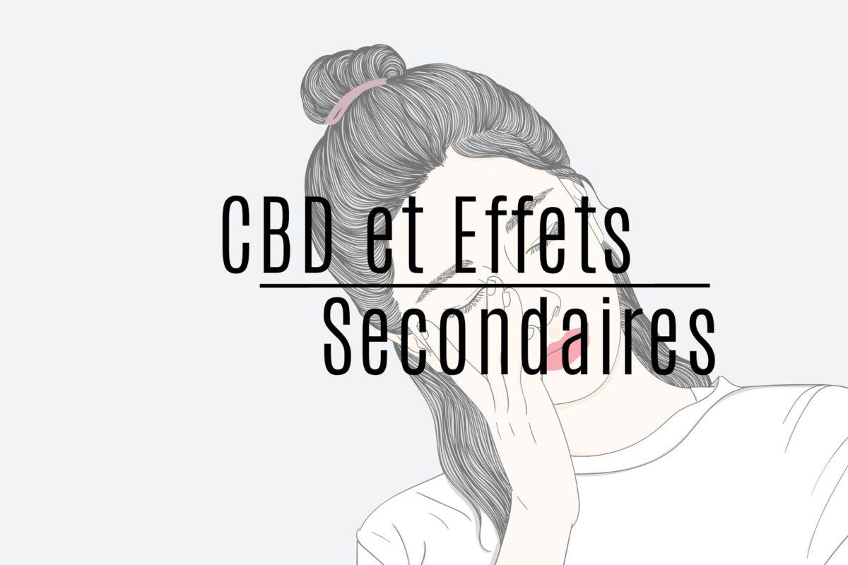 CBD et effets secondaires