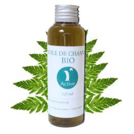huile de chanvre bio y active